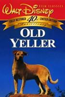 "Old Yeller - Film Classics - 11"" x 17"""