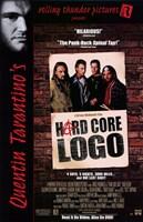 "Hard Core Logo - 11"" x 17"", FulcrumGallery.com brand"