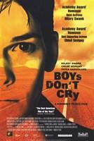 """Boys DonT Cry - 11"""" x 17"""""""