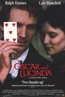 """Oscar and Lucinda - 11"""" x 17"""""""