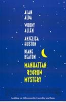 """Manhattan Murder Mystery - 11"""" x 17"""""""