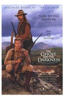 """The Ghost and the Darkness - 11"""" x 17"""" - $15.49"""