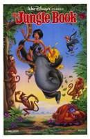 The Jungle Book Disney Classic Framed Print