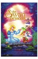 "The Swan Princess - 11"" x 17"""