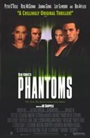 "Phantoms - 11"" x 17"""