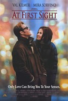 At First Sight Mira Sorvino Wall Poster