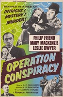 """Operation Conspiracy - 11"""" x 17"""""""