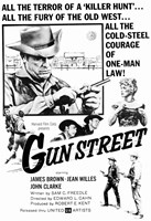 "Gun Street - 11"" x 17"""