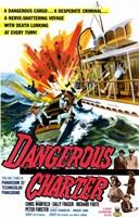 """Dangerous Charter - 11"""" x 17"""""""
