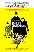 """Emil and the Detectives - 11"""" x 17"""""""
