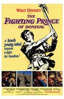 """The Fighting Prince of Donegal - 11"""" x 17"""""""