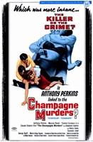 """Champagne Murders - 11"""" x 17"""""""