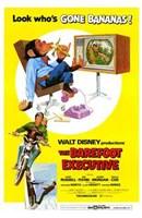 "The Barefoot Executive - 11"" x 17"" - $15.49"
