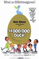 "Million Dollar Duck - 11"" x 17"""