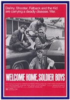 """Welcome Home Soldier Boys - 11"""" x 17"""""""