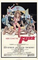 """Fuzz - 11"""" x 17"""""""