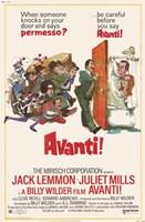 """Avanti - 11"""" x 17"""" - $15.49"""