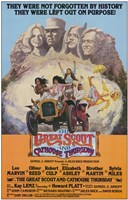 """Great Scout and Cathouse Thursday - 11"""" x 17"""""""