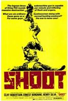 "Shoot - 11"" x 17"""