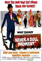 "Never a Dull Moment Dick Van Dyke - 11"" x 17"""