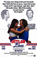 "Outlaw Blues - 11"" x 17"""