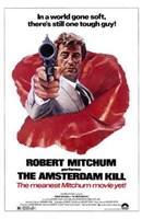 """Amsterdam Kill - 11"""" x 17"""" - $15.49"""