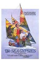 "The Sea Gypsies - 11"" x 17"""