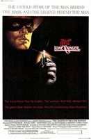 Legend of the Lone Ranger Wall Poster