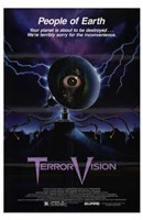 "Terror Vision - 11"" x 17"" - $15.49"