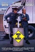 """Men At Work - 11"""" x 17"""""""
