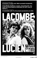 """Lacombe Lucien - 11"""" x 17"""""""