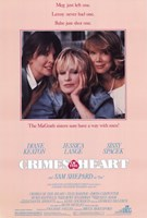 "Crimes of the Heart Diane Keaton - 11"" x 17"" - $15.49"