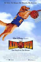 Air Bud: Golden Receiver (basketball) Wall Poster