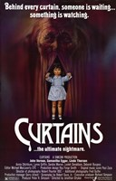 """Curtains - 11"""" x 17"""""""