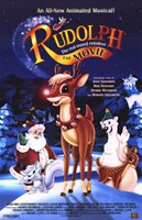 "Rudolph: the Movie - 11"" x 17"""