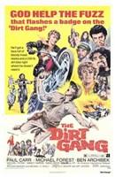 "The Dirt Gang - 11"" x 17"""