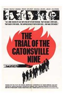 """The Trial of the Catonsville Nine - 11"""" x 17"""""""