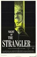 "Night of the Strangler - 11"" x 17"""