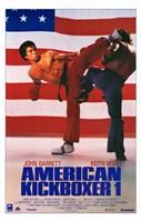 "American Kickboxer 1 - 11"" x 17"""