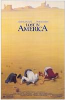 """Lost in America - 11"""" x 17"""""""