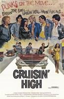 """Cruisin' High - 11"""" x 17"""""""