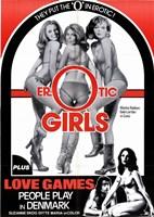 """Erotic Girls - 11"""" x 17"""""""