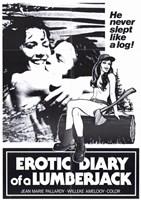 """Erotic Diary of a Lumberjack - 11"""" x 17"""""""