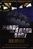 """Hands on a Hard Body - 11"""" x 17"""""""