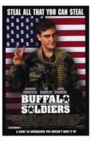 "Buffalo Soldiers - 11"" x 17"", FulcrumGallery.com brand"