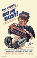 "Eat My Dust - 11"" x 17"""