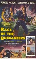 """Rage of the Buccaneers - 11"""" x 17"""""""