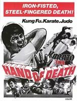 """Karato - Hand of Death - 11"""" x 17"""""""
