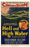 """Hell and High Water - 11"""" x 17"""""""