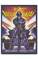 """Adventures of Buckaroo Banzai Across the - 11"""" x 17"""""""